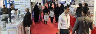 مشارکت اعضای انجمن در نمایشگاه بین المللیآب و فاضلاب تهران
