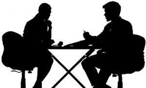 گفتگو و تعامل با اعضاء انجمن